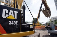 Caterpillar moving global headquarters to Chicago from Peoria, and other news