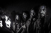 French black-metal band Svart Crown bring their powers to bear on occult and mystical themes