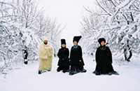 Ukrainian group DakhaBrakha update the traditional folk sounds of their homeland