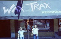 The Vic screens the Wax Trax! Records documentary before it's even finished