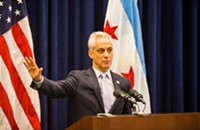 Emanuel's pushing for undocumented immigrants and the homeless to get city-issued IDs, and other Chicago news