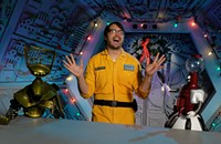 <i>Mystery Science Theater 3000: The Return</i> reboots the way we watch movies