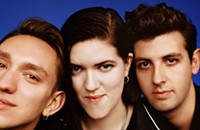 UK pop phenoms the XX experiment with new colors on <i>I See You</i>