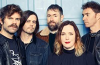 Shoegaze authorities Slowdive release their first record of new material in 22 years