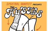 Spektral Quartet hustles to close its Chicago season on the gig poster of the week