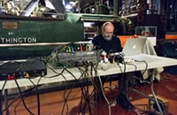 Retirement be damned, minimalist composer Phill Niblock is going strong at age 83