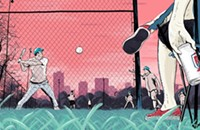 Searching for lovable losers? Sixteen-inch softball is the answer