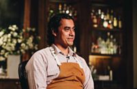 Chef Carlos Gaytan pays tribute to his culinary roots in Mexico