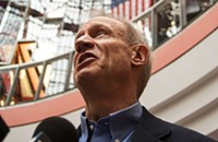 Rauner has made the budget impasse his favorite campaign weapon