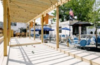 Park & Field's patio takes outdoor drinking to another level