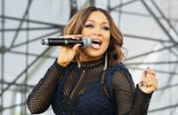 With her 90s anthems Chanté Moore established herself as a defining voice in R&B