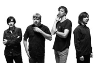 Thurston Moore finds a comfort zone with his strong new quartet on <i>Rock n Roll Consciousness</i>