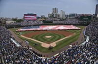 Wrigley Field will host the MLB All-Star Game in the 'near future,' and other Chicago news