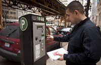 Study: Chicago drivers pay more for downtown street parking than in any other U.S. city, and other news