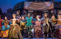 <i>Something Rotten</i>, <i>The Project(s)</i>, and eight more new stage shows to see now