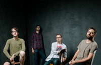 Cloud Nothings turn down the heat on the new <i>Life Without Sound</i>