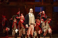 Report: <i>Hamilton</i> creator Lin-Manuel Miranda may not perform as Alexander Hamilton in Chicago, and other news