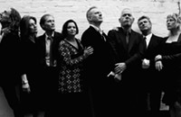 Alt-country heroes Freakwater and postpunk lifers the Mekons come together to get their Freakons