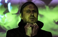 On his third album as Blanck Mass, <i>World Eater</i>, Benjamin Power of Fuck Buttons interrogates our inner beasts