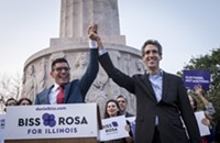 Does a socialist alderman from Chicago make Daniel Biss's gubernatorial ticket any more appealing to Illinois voters?