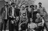 Canadian indie supergroup Broken Social Scene are the same as they ever were on <i>Hug of Thunder</i>