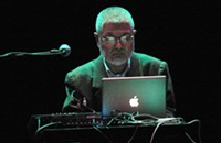 Veteran Japanese sound artist Yasunao Tone brings his latest, AI-enhanced, system of digital sound manipulation to town for a rare local performance