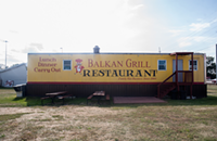 Balkan Grill Company is the king of road food