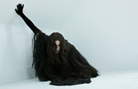 Gothic chanteuse Chelsea Wolfe skews more metallic than ever on <i>Hiss Spun</i>