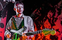 Buzzy indie enigma King Krule brought his glum, gritty tunes to Metro last night