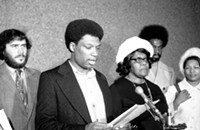 A Black Panther Party retrospective eerily recalls the present day
