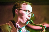 Saxophonist Geof Bradfield's artistic rigor and soulfulness shine on a live album recorded at the Green Mill