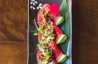 Raisu raises the bar for raw fish