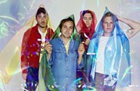 Grizzly Bear collides frothy melodies with inquiries into failed romance and conflict on its fifth album