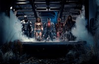 The unbearable lightness of <i>Justice League</i>