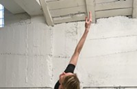 Ayako Kato's three-month movement workshop Art of Now III culminates with an experimental performance concert