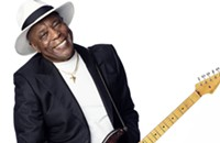 Buddy Guy and his buddies return for a one-month stand