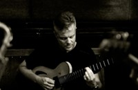 Jazz guitarist Dan Phillips caps off another return to Chicago with the release show for his latest two CDs