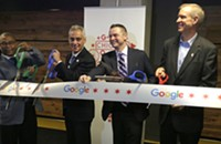 Google adds Chicago to short list for new office that would add thousands of jobs, and other news