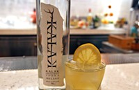 Kalak is a vodka that drinks like whiskey