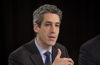 Daniel Biss on Abu Ghraib, how to resist the urge to check out at the words 'pension crisis,' and what he's learned from Michael Madigan