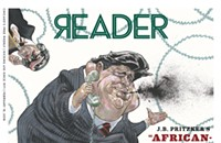 J.B. Pritzker decries this week's <i>Reader</i> cover as 'not the right approach'