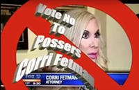 Attorney and former <i>Playboy</i> model Corri Fetman calls out 'body-shaming' attack ad in judicial campaign