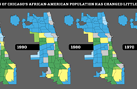 While Twitter followed the campaign of @MayorEmanuel in 2011, Steve Bogira took a serious look at segregation