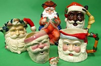 If you want to see a famous mug, visit the American Toby Jug Museum in Evanston