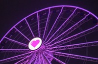 'Spinning Singles' search for love atop a Ferris wheel—in 12 minutes or less