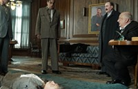 <i>The Death of Stalin</i> shines a light on Lavrenti Beria, head of the Soviet Union's dreaded secret police.