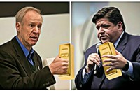The next governor of Illinois: A superrich white guy