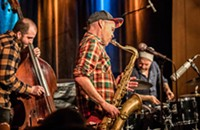 Reedist Chris Speed digs into his deep jazz roots with Bad Plus drummer Dave King and bassist Chris Tordini