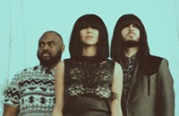 Texas instrumental trio Khruangbin blends globe-spanning influences harvested from the Internet