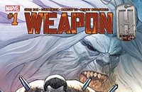 <em>Weapon H</em> smashes together two of Marvel's most beloved heroes into a brilliant new series
